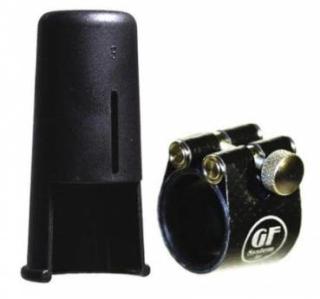 GF-System Blattschraube & Kapsel-Set B-Klarinette deutsch GF-03L-BSS-3