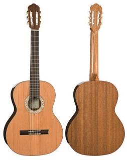 Antonio de Torres Konzertgitarre SOFIA 7/8, S65C Mensur 62cm