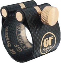GF-System Blattschraube & Kapsel-Set Es-Saxophon GF-08M-BGG-5