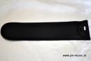 Blockflötentasche Sopran schwarz inkl. Putzpinsel
