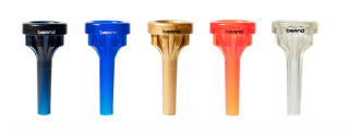 BRAND Tuba Mouthpiece Turboblow different models and colors