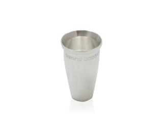 Brand Booster für Trompeten-Mundstücke in Silber matt