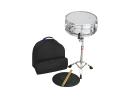 Snare Drum Kit - SD-15S-C mit Ständer,...
