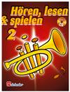 DeHaske - Hören, Lesen & Spielen 2 - Trompete in...