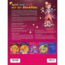 Spiel und Spass mit der Blockflöte Band 1 mit CD