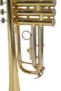 Vincent Bach Bb Trumpet 180-37 Stradivarius gold brass