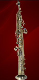 P.Mauriat/Paris B-Sopransaxophon Mod. PMSS-601
