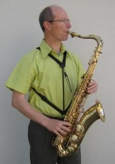 Zappatini Saxophon Gurt Synthesis Regular