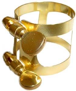 Yamaha Blattschraube für B-Sopran-Saxophon Mundstück weit