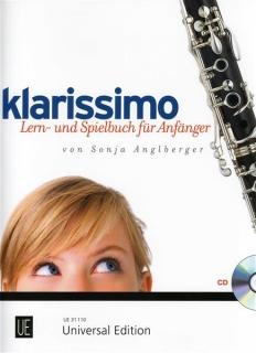 KLARISSIMO - LERN UND SPIELBUCH FUER ANFAENGER m. CD