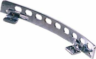 """Lefima 8820 multi-hole support plate for 14 """"snare 8-division"""
