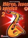 DeHaske - Hören, Lesen & Spielen 2 - Tenorsax....
