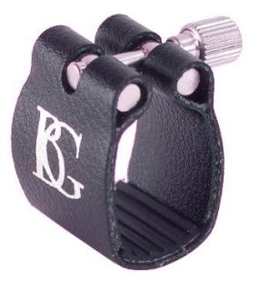 BG ligature Bb clarinet, German L7 with capsule