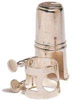 Selmer Mundstück-Kapsel für Es-Klarinette versilbert