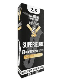 "MARCA Es-Bariton-Saxophon-Blätter ""Superieure"" (5)"