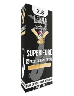 """MARCA B-Tenor-Saxophon-Blätter """"Superieure"""" (5)"""