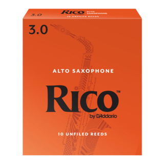 RICO Traditional Altosaxophon-Blätter (10)