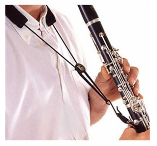 BG C23LP Klarinettengurt Standard