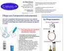 Pflegeanleitung für Pumpventil-Instrumente (Perinet)