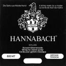 Einzelsaite Hannabach Klassikgitarre - H2 Serie 800...