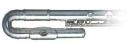 Pearl Flöte - gebogenes Kopfstück PFTPHU-5