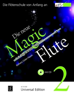 Die neue Magic Flute 2 mit CD