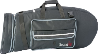 Soundline Gig Bag für B-Tuba 112cm, 42cm Schall