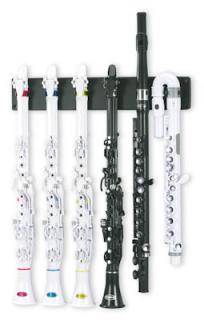 NUVO Wandhalter für 6 Instrumente