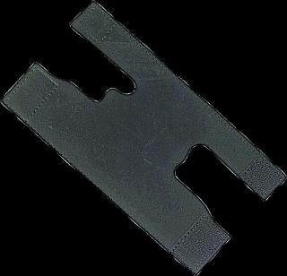 Handschutz für Jazz-Trompete (Leder)- universal passend