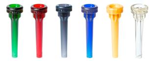 BRAND Flügelhorn-Mundstück verschiedene Modelle und Farben