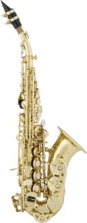 Arnolds&Sons Sopran-Saxophon ASS-101C, gebogen