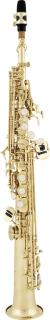 Arnolds&Sons Sopran-Saxophon ASS-100, gerade