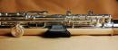 Thumbport Jupiter Daumenstütze für C-Querflöte (schwarz/grau)