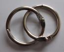 Marschbuch-Ringe D=19 mm (1 Paar)