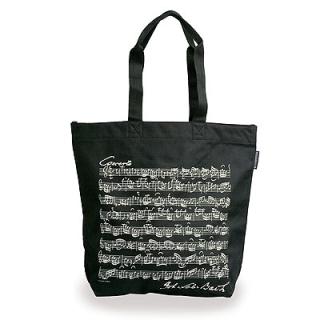 Shopping-Tasche Bach schwarz BACH