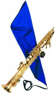 Kölbl Sopran-Sax Durchziehwischer, Micro  KÖ6044-S