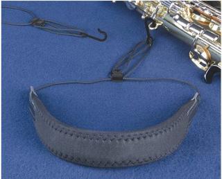 Neotech Sax Tux Strap (Hals-Gurt), schwarz