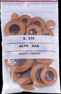 Leder-Polster-Satz Rigotti Universal für B-Tenor-Saxophon