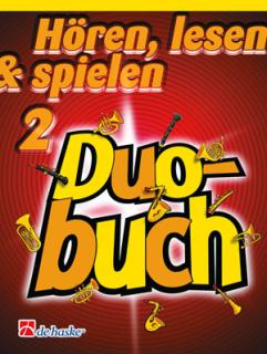 DeHaske - Hören, Lesen & Spielen 2 Duo Buch - Klarinette