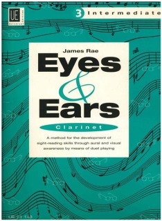 James Rae: Eyes And Ears - Clarinet (Foundation 3)