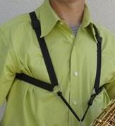 Zappatini Saxophon Gurt Easy regular (verschiedene Größen)