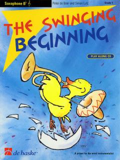 DeHaske - The Swinging Beginning - Saxophon in B / mit CD