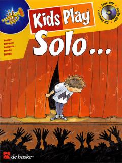 DeHaske - Kids Play Solo ... - Trompete / mit CD