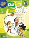 DeHaske - Kids Play Easy Solo - Trompete / mit CD