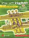 DeHaske - Play em Right!  - 12 Duette 2 Trompeten