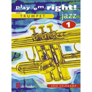DeHaske - Play em Right!  - JAZZ 1 / Trompete