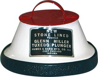 Humes & Berg Stonelined Trompeten-Dämpfer Glenn Miller (Tuxedo Plunger)