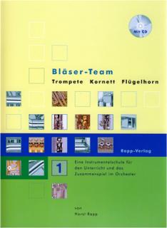 Horst Rapp - Bläser-Team 1 Trumpet