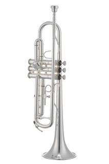JUPITER JTR700RSQ Trompete in Bb (versilbert)