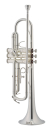 JUPITER JTR500SQ Trompete in Bb (Versilbert)